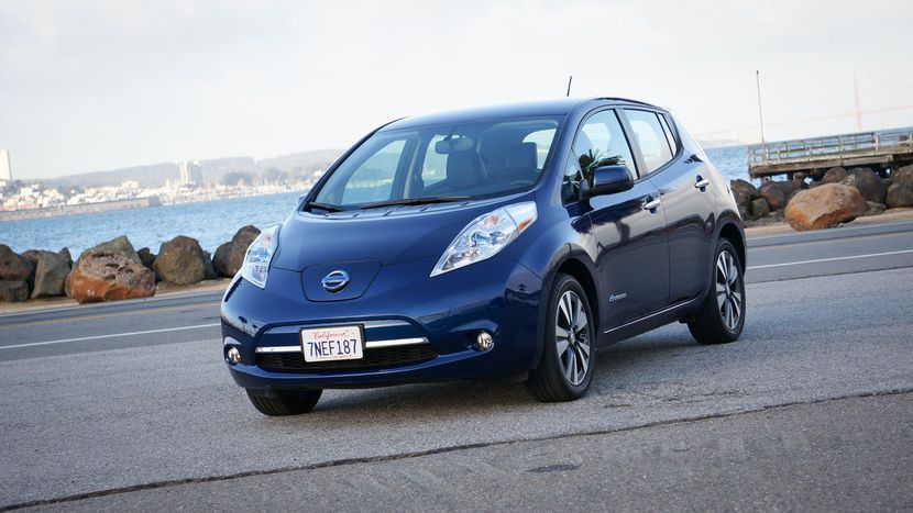 Do They Have Different Questions About Electric Cars? For Example, Buy a Nissan Leaf
