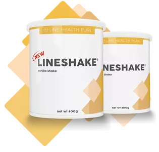 Lineshake Weight Loss Shakes