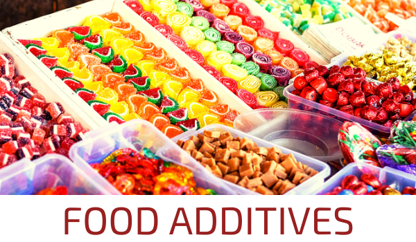 Important Facts You Should Know About Food Additives