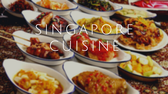 Singapore Food Facts