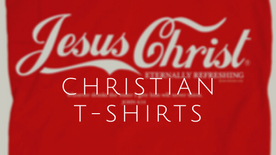 Where to buy Christian T-Shirts?